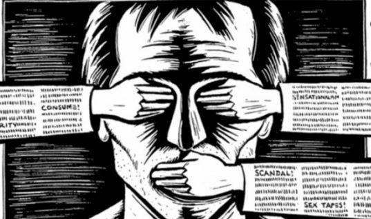 Basın özgürlüğü engellenmemelidir