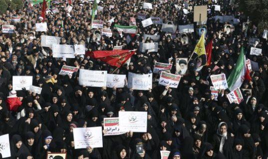 Barışçıl gösteri temel bir haktır, engellenmemelidir