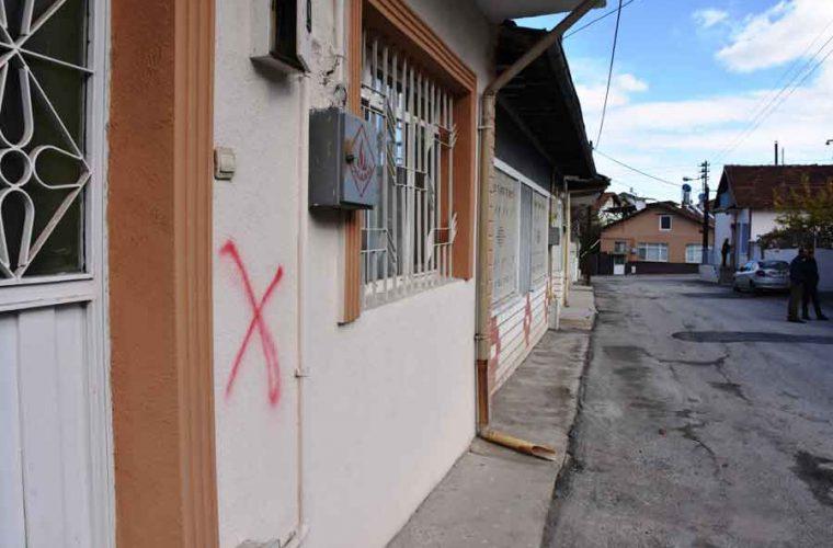 Malatya'da Evlere Çarpı İşareti Koyulması Yaşam Hakkına Tehdittir